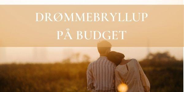 Billigt bryllup på budget, par