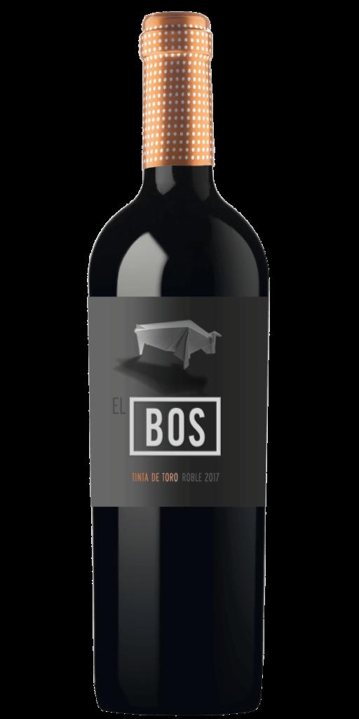 Bodega El Bos rødvin fra Winefamily